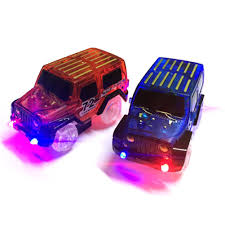 Led Light Toy Car Details About Electric Toy Car Vehicle For Racing Track Rail With Led Flashing Light Kids Gift