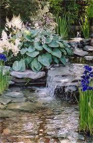 Terrace and Garden: Beautiful Japanese Garden Waterfalls - Waterfall Ideas