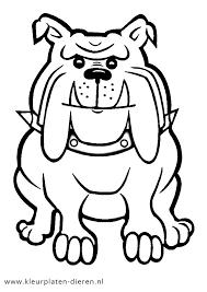 Kleurplaat Cute Hond Puppy Kleurplaat Hond 64 Gratis Allerleukste
