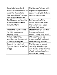 why did william win the battle of hastings by ccking teaching  why did william win the battle of hastings