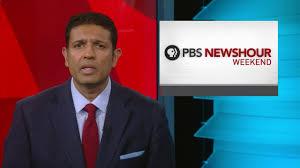 PBS NewsHour Weekend livestream for ...