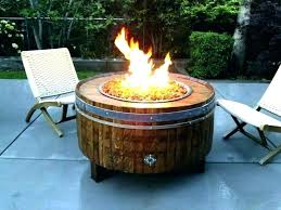 fire pit table alluring gas fire pit table granite for in round propane tables