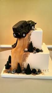 Jeep Grooms Cake By Bella E Dolce Perfect Life Events Torten