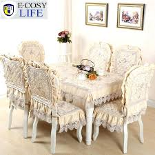cloth chair covers white linen dining chair covers