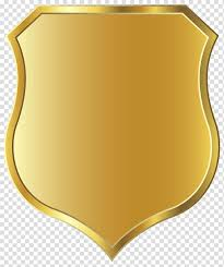 gold shield png transpa