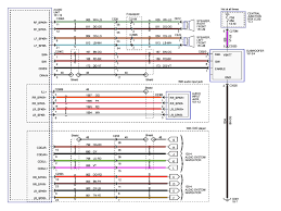 ford radio wiring diagram ford free wiring diagrams Toyota Wiring Harness Chewed at 2001 Toyota Camry Radio Wiring Harness