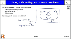 Venn Diagram Practice Sheets Worksheets On Sets And Venn Diagrams Proteussheet Co