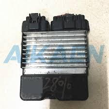 Used Engine control unit ECU 33920 84FG1 fir for MAZDA AZ ...