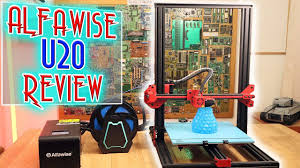 <b>Alfawise U20</b> | review 2018 | CR10 compare - YouTube