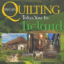 19 best Travel with McCall's Quilting images on Pinterest ... & 2014 McCall's Quilting Ireland Tour Adamdwight.com