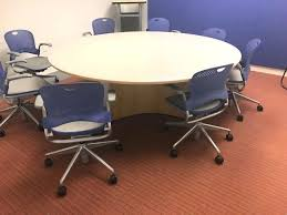 8 ft conference table 8 foot round conference table 8 foot conference table and chairs