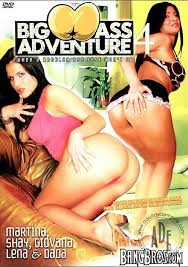 Big ass adventure videos
