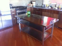 stainless steel kitchen island table ikea