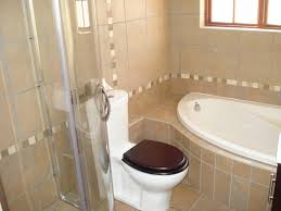 Corner Bath Shower Installed Master Bathroom Ideas DMA Homes 61643