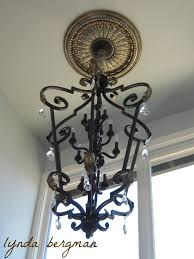 how to make a chandelier chain cover designs