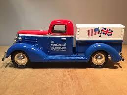 EASTWOOD UK #2 - 1937 Chevrolet Diecast Pickup Truck - Liberty ...