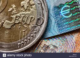 Still A Picture - Detail And Currency On Note Euro 178932411 20 Sign Coin Photo Stock Alamy Of Hologram Symbol