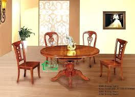 decorative wonderful round wooden kitchen table and chairs 12 dining set wood contemporary for round wood