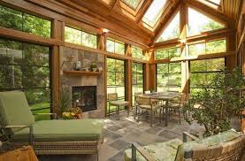 sunrooms decorating ideas. Simple Ideas Sunrooms Additions Decorating Ideas And
