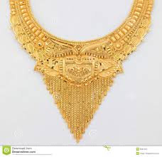 Gold Beautiful Necklace Design Beautiful Gold Necklace Stock Photo Image Of Handmade 8361004