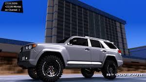 Toyota 4runner 2010 GTA MOD ENB 60 FPS GAMEPLAY - YouTube