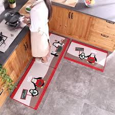 long bath rug polyester cotton kitchen mats oil control and water absorption bathroom rug long bedside long bath rug