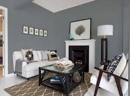 What Color To Paint A Living Room Grey Paint Colors For Living Room With White Sofa Ideas Home