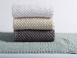 pebbled chenille bath rug