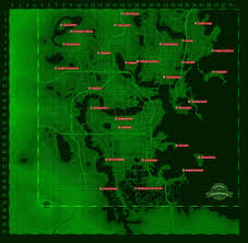 42 Systematic Fallout 4 Settlement Map