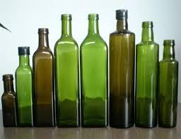 glass olive oil bottle olive oil glass bottles