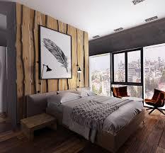 Modern Rustic Bedroom Furniture Rustic Bedroom Lighting Modern Light Brown Solid Wood Design White