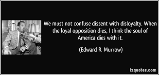 America Quotes Simple Popular Dissent Quotes By Edward RMurrow Golfian