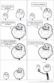 Forever Alone Rage | Funny As Duck | Funny Pictures via Relatably.com