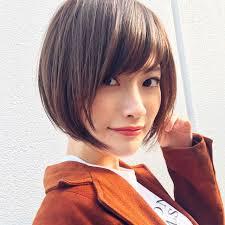 新しい髪型迷ってない女っぽく更新するなら断然ショート Arine