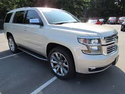2015 Used Chevrolet Tahoe 2WD 4dr LTZ at Landers Ford Serving ...