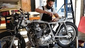 cafe racer i motorcycle electrics 101