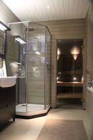 bathroom + sauna