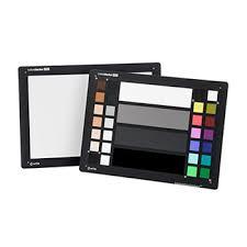 Colour Chart Video X Rite Colorchecker Video Edition Colour Chart For Colour Calibration