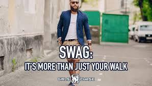 Image result for swagger vs non swagger attitude
