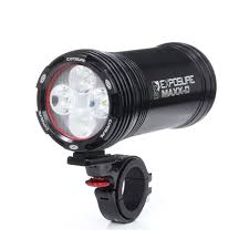 Exposure Lights Maxx D Mk9 Exposure Maxx D Mk9 31 8mm Front Light Black