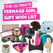 Christmas Gifts for Teenage Girls List