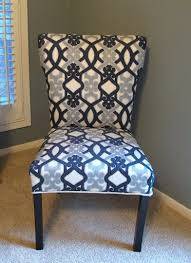 how to reupholster a dining room chair seat and back for nifty how to reupholster a