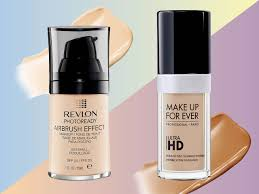 makeup dupes for luxury makeup revlon photoready and make up for ever