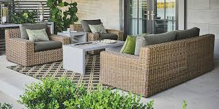 crate and barrel patio furniture. Cayman Lounge Collection Crate And Barrel Patio Furniture R