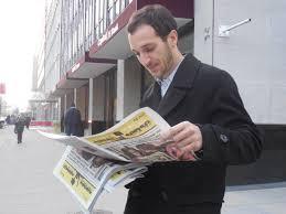 VendorWeek Washington City Paper Journalist Aaron Wiener helps distribute  Street Sense.   Paper city, Raising hope, Book cover