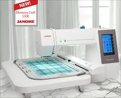 Marilyn Johnson Sewing Design Studio Products We Love The New Embroidery Only Janome Memory