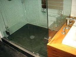 concrete shower glazed concrete floor concrete shower floor design polished concrete floors concrete shower floor pros