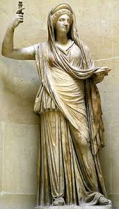 Image result for the Roman goddess Libertas,