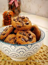 Resep choco chip cookies (kukis). Citra S Home Diary Resep Kue Kering Good Time Crunchy Double Chocolate Cookies Copycat Recipe