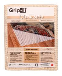 Non Slip Rugs For Kitchen Amazoncom Grip It Ultra Stop Non Slip Rug Pad For Rugs On Hard